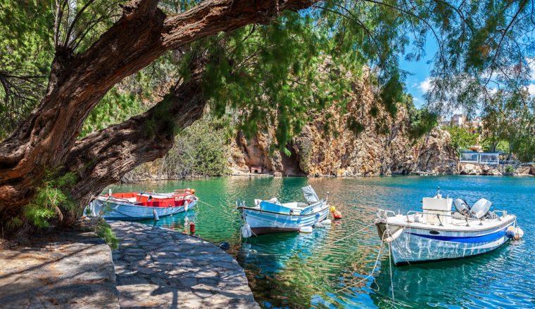 Five Most Picturesque Places in Crete