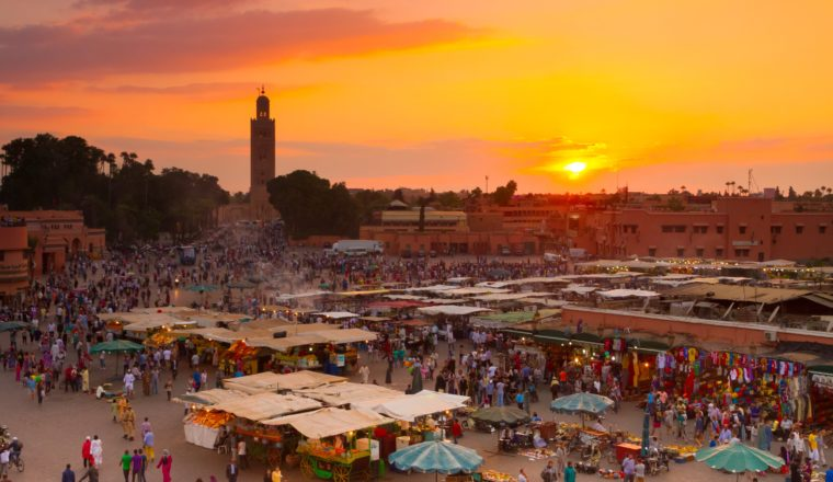 Five of the Best Places to Visit in Morocco