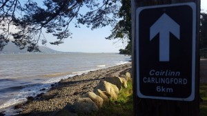 Omeath to Carlingford Greenway