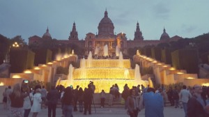 Barcelona Fountains